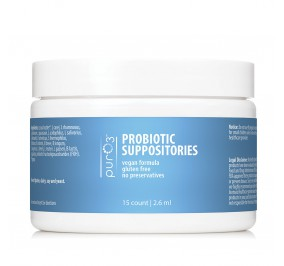 PurO3 Probiotique Suppositoires