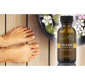 PUR O3 Toe and nail support